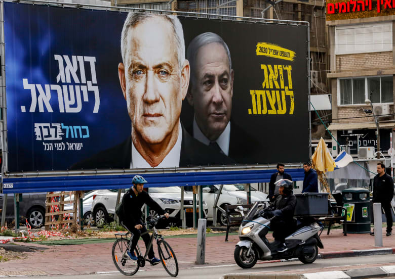 بدء التصويت بثالث انتخابات برلمانية إسرائيلية في أقل من عام