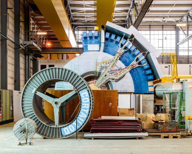 من الآلات إلى المصانع.. صور تُظهر الجمال غير المقصود للآلات