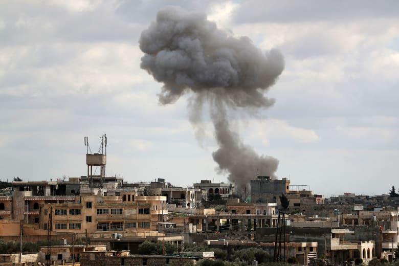 الأمم المتحدة تتهم قوات النظام السوري بانتهاك حقوق الإنسان في إدلب