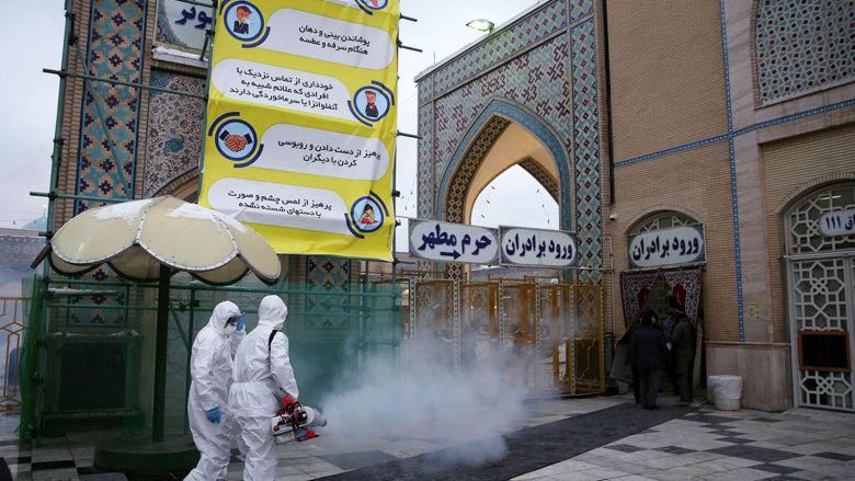 وجود أكثر من 10 بلدان لها حالات إصابة بفيروس كورونا مرتبطة بإيران