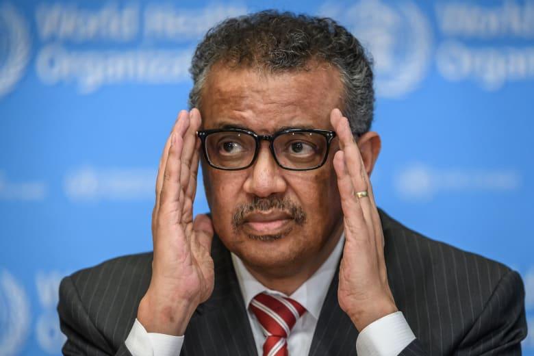 """منظمة الصحة العالمية تصنف انتشار فيروس كورونا المستجد """"جائحة عالمية"""""""