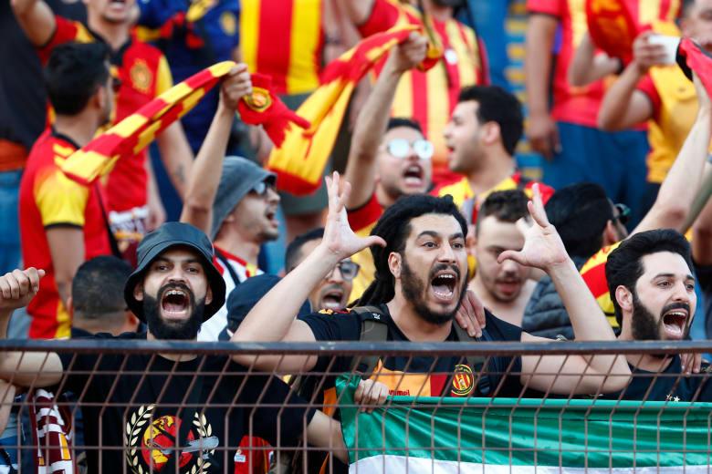 تونس: المُصاب السابع بفيروس كورونا حضر مباراة الزمالك والترجي في مصر