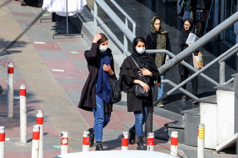تعد إيران واحدة من أكبر الدول المصابة بفيروس كورونا المستجد بعد الصين وإيطاليا