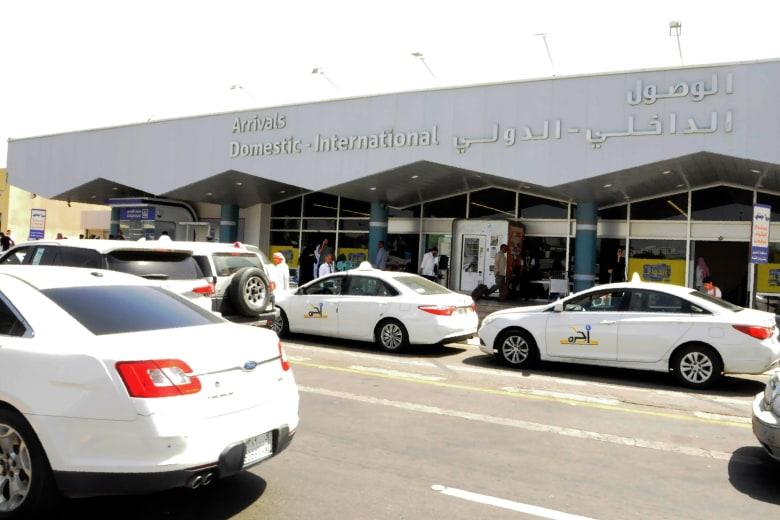 صورة ارشيفية لمطار أبها في السعودية