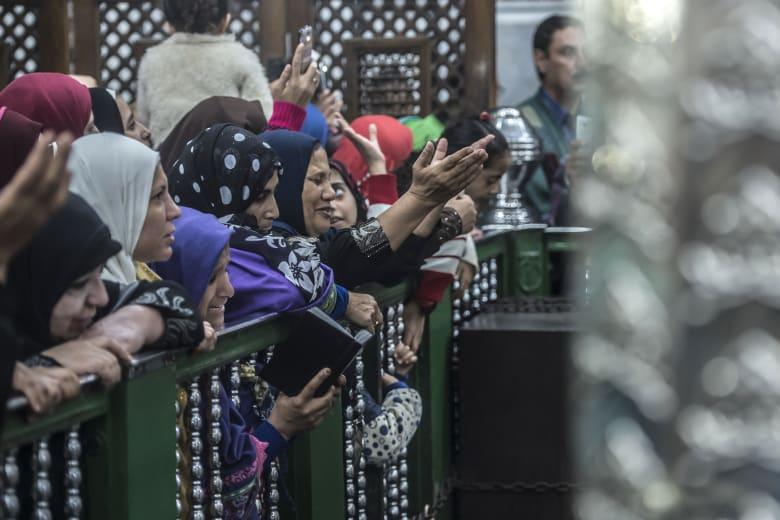 مصر.. غلق جميع الأضرحة والمزارات الدينية بعد إجازة الأزهر لوقف صلاة الجمعة