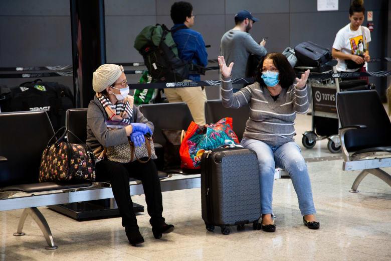 ارتفاع أعداد الوفيات والإصابات بفيروس كورونا المستجد في العالم