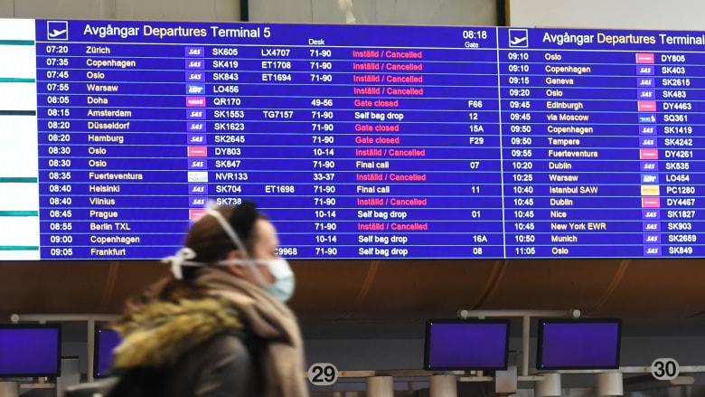 بسبب كورونا.. شركات الطيران حول العالم قد تفلس بحلول شهر مايو