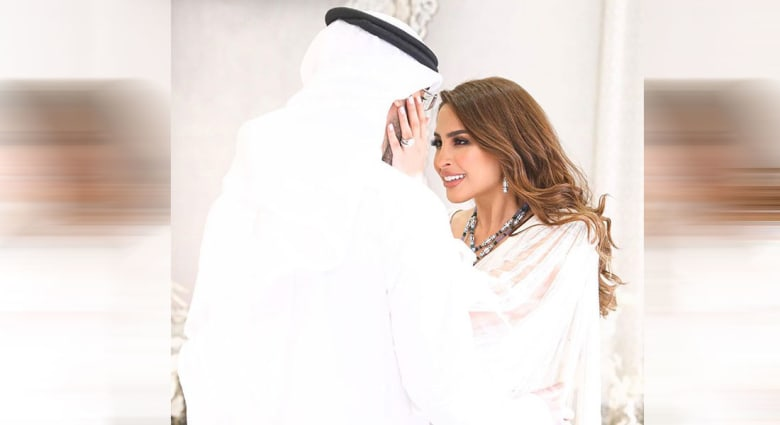 من زواج الكويتية فوز الفهد