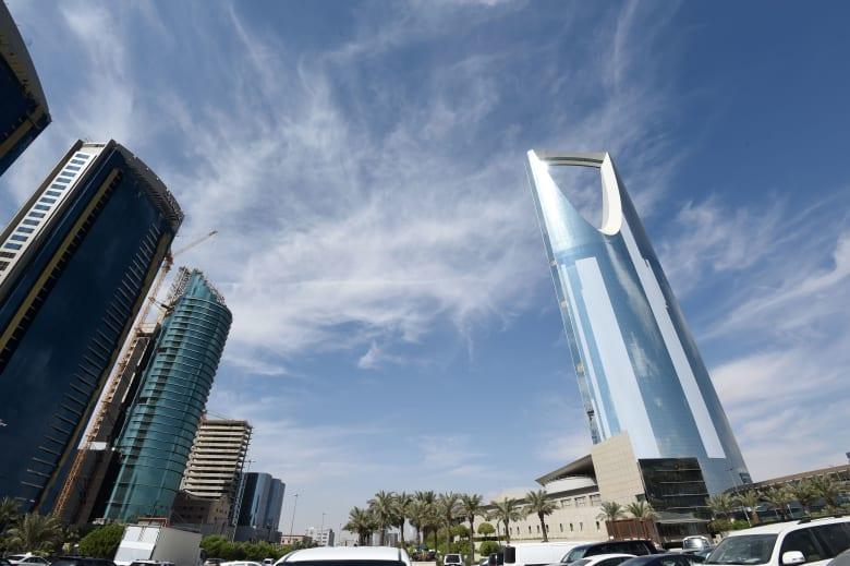 صورة أرشيفية من العاصمة السعودية الرياض