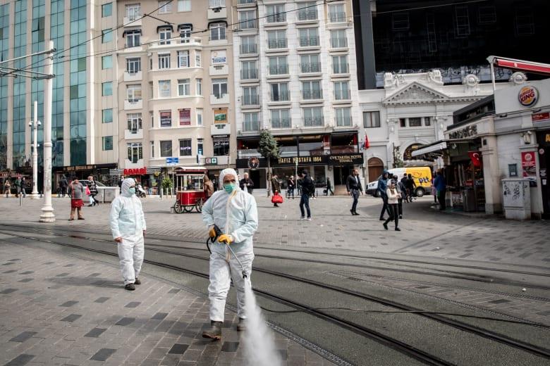 تركيا: ارتفاع وفيات كورونا إلى 9.. والإصابات 670 بعد تسجيل 311 حالة جديدة