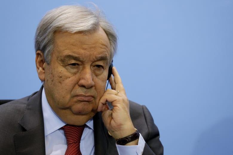 بسبب كورونا.. الأمين العام للأمم المتحدة يدعو لوقف إطلاق نار فوري بكل أرجاء العالم