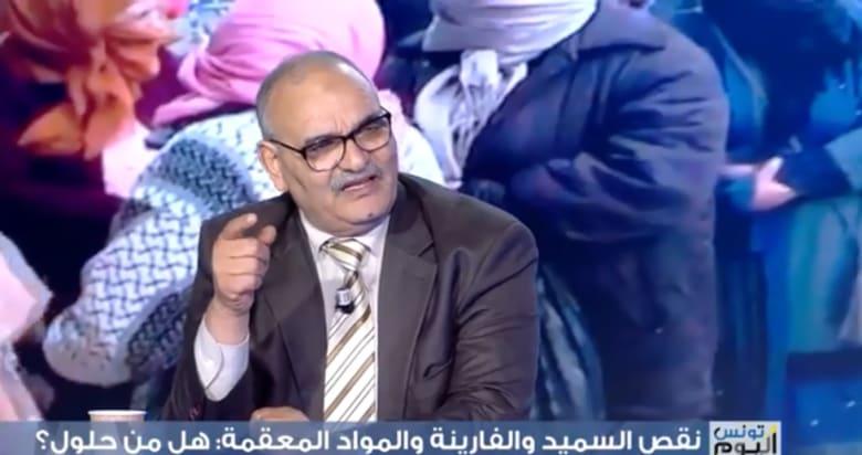 وزير تونسي يكشف سرقة باخرة كانت مُتجهة إلى بلاده.. وعلى متنها شحنة كحول طبي