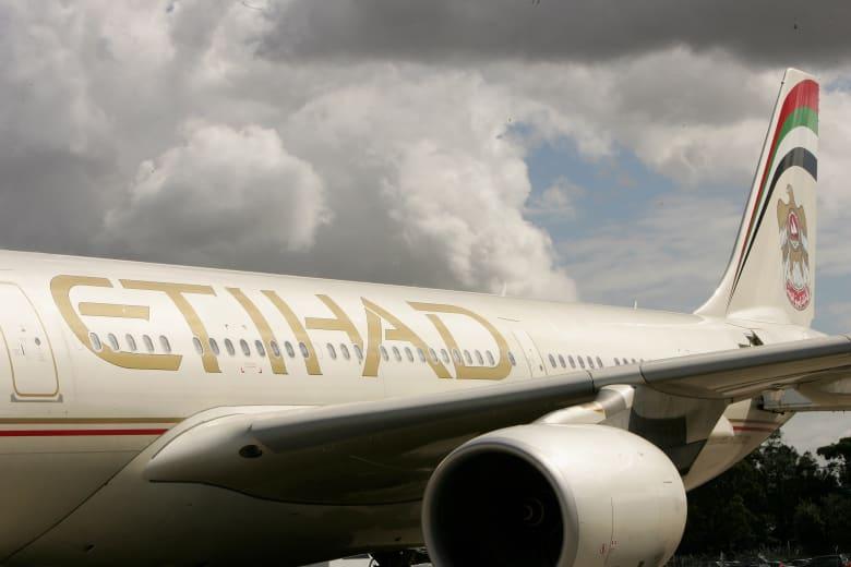 الاتحاد للطيران تعلق جميع رحلاتها من وإلى وعبر الإمارات