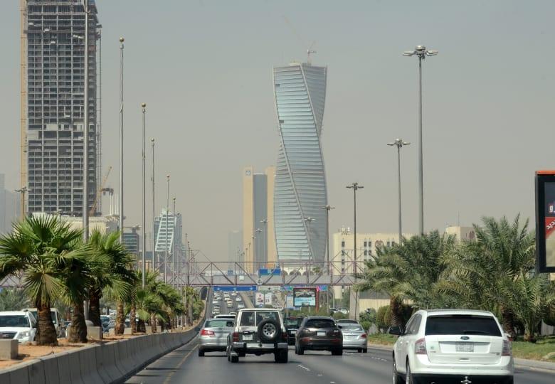صورة ارشيفية من العاصمة السعودية، الرياض