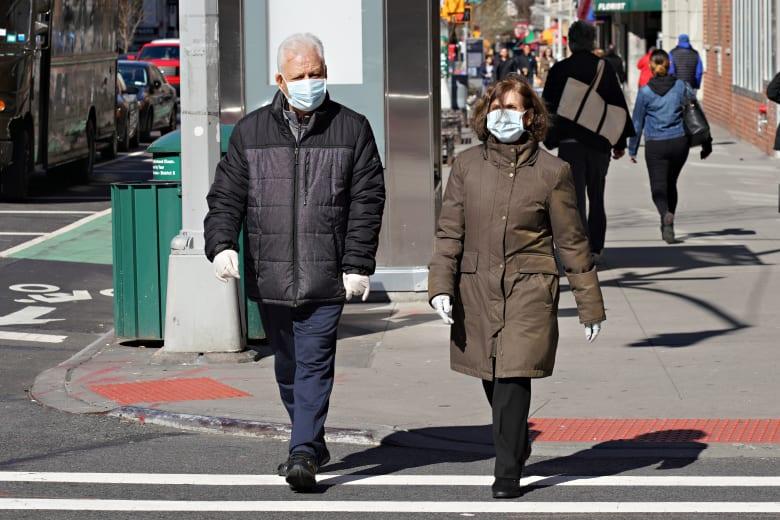 ولاية نيويورك أكثر الولايات الامريكية تضررًا من انتشار فيروس كورونا المستجد