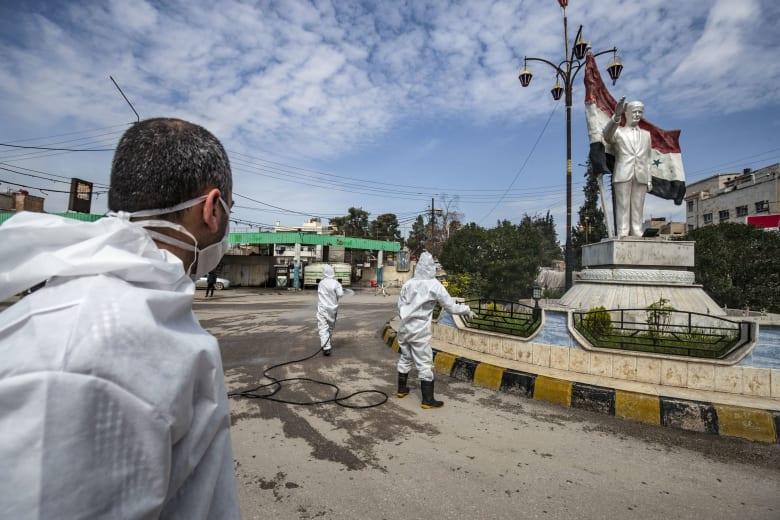 سوريا تعلن تسجيل 3 حالات جديدة مصابة بفيروس كورونا المستجد