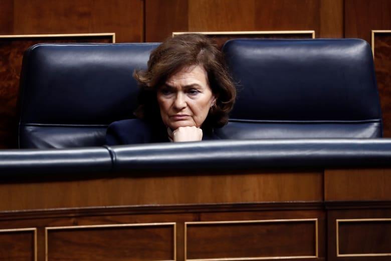 إسبانيا تعلن إصابة نائب رئيس الوزراء بفيروس كورونا المستجد
