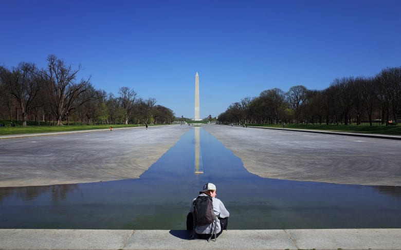 صورة من العاصمة الأمريكية، واشنطن