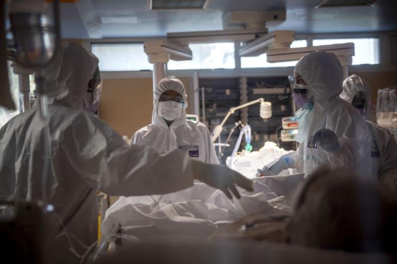 ارتفاع حصيلة وفيات كورونا بين الأطباء إيطاليا إلى 46