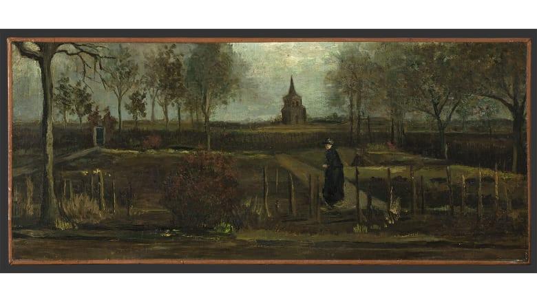 سرقة لوحة لفان جوخ في متحف مغلق بسبب جائحة فيروس كورونا المستجد