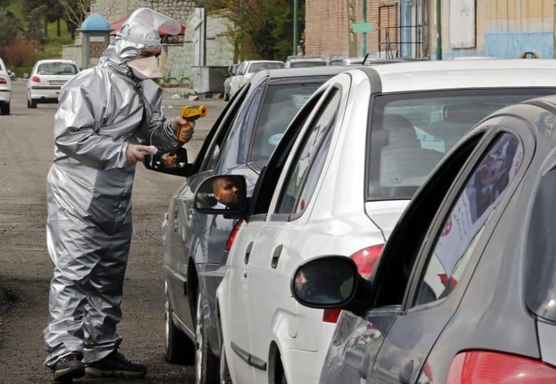 """الجيش الإيراني: أجرينا اختبارات فحص فيروس كورونا لـ""""70 مليون شخص"""""""