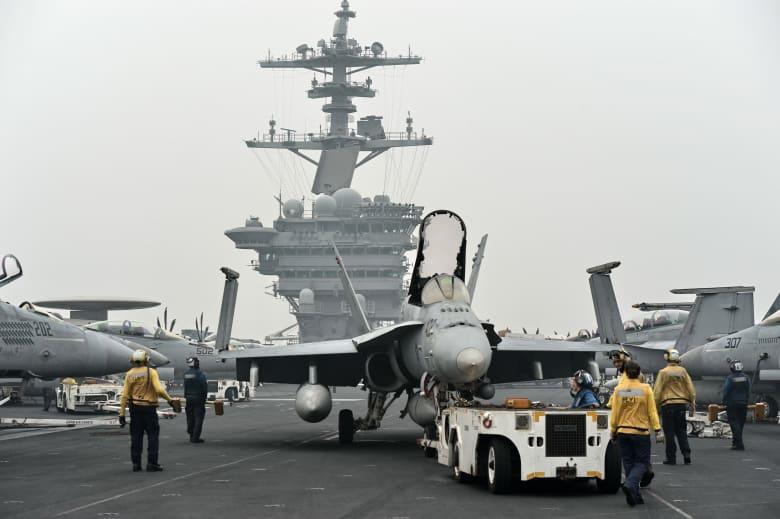 مسؤول بالبنتاغون لـCNN: إقالة قبطان حاملة الطائرات لانتقاده إجراءات التعامل مع إصابة 100 بحار بكورونا