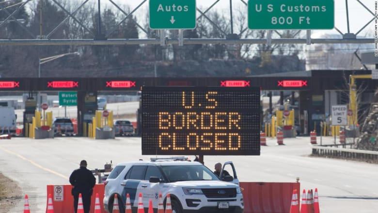 يعيش 93٪ من سكان العالم في بلدان تفرض حظر السفر بسبب فيروس كورونا المستجد