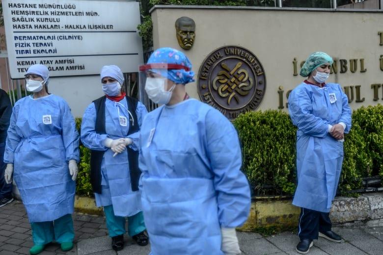 تركيا تقر إجراءات جديدة في مواجهة انتشار فيروس كورونا المستجد