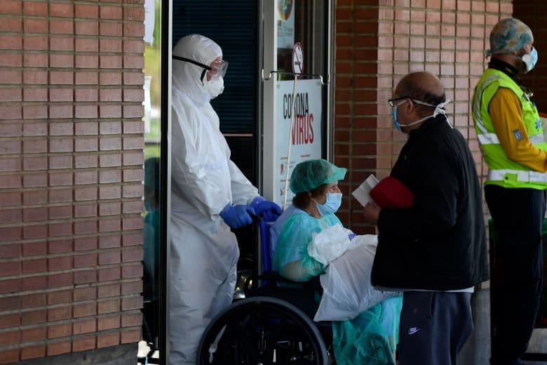 إسبانيا.. إصابة 19 ألفًا من الطواقم الطبية بفيروس كورونا