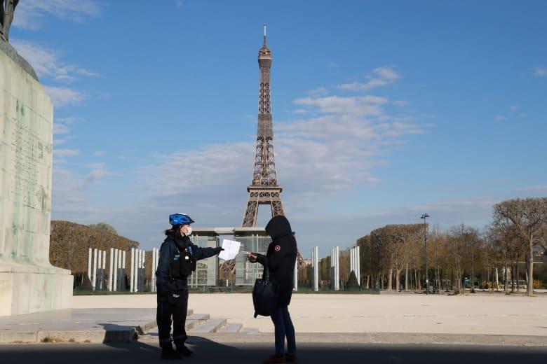فرنسا تتجه نحو أسوأ أزمة اقتصادية منذ الحرب العالمية الثانية