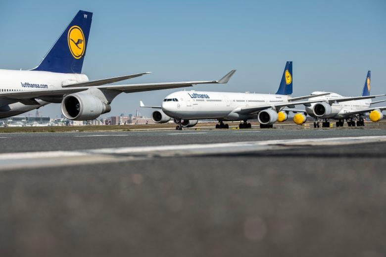 لوفتهانزا تغلق شركة طيران تابعة لها: الصناعة لن تتعافى قبل سنوات
