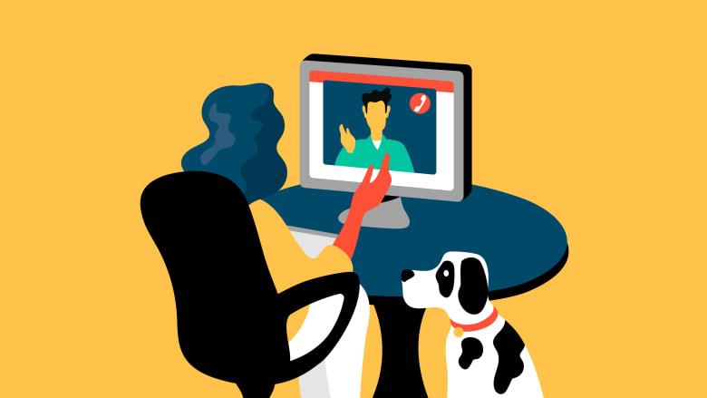 كيف تجري مقابلة عمل ناجحة عبر الإنترنت؟