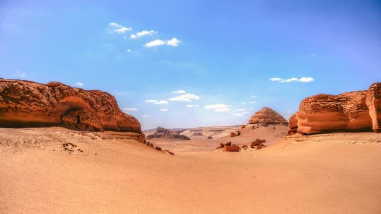 وادي الحيتان في مصر