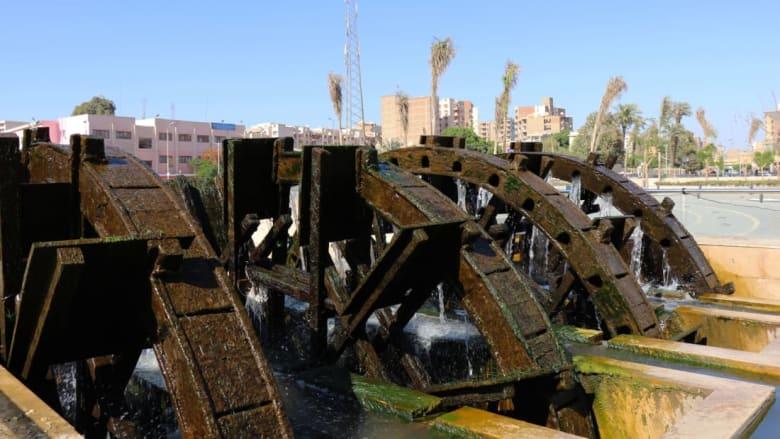 قناة بحر يوسف في مصر