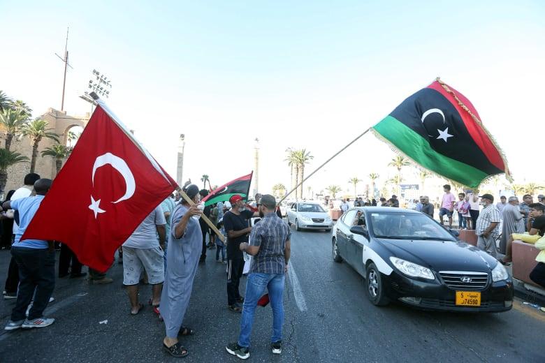 دار الإفتاء التابعة لحكومة الوفاق الليبية تدعو للنفير العام ضد القوات الروسية وتحرم مهادنتها
