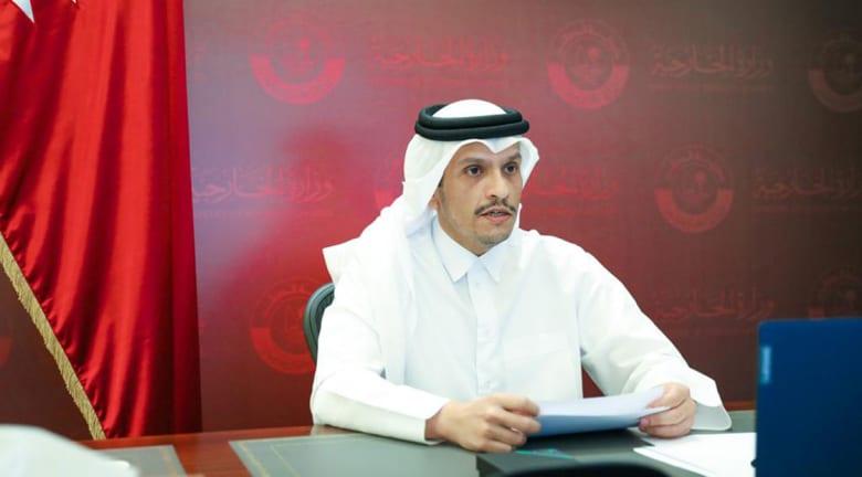وزير الخارجية القطري، الشيخ محمد بن عبدالرحمن