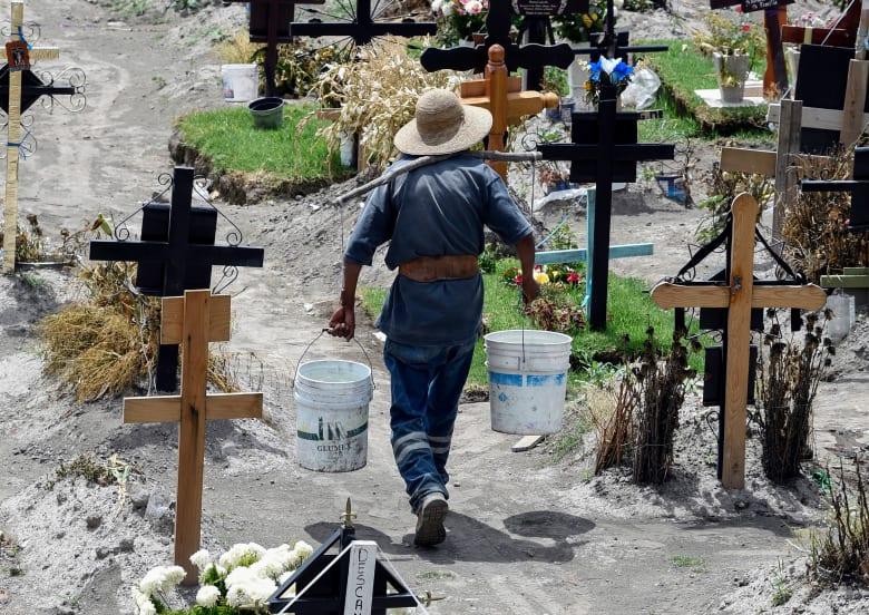 المكسيك.. رقم قياسي جديد لإصابات كورونا اليومية.. وتصبح الـ3 عالميًا في الوفيات