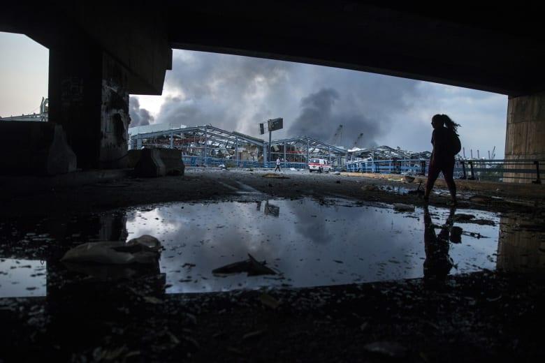 عروس العاصمة والعاملة المنزلية والمفقودون.. بشر على هامش انفجار بيروت