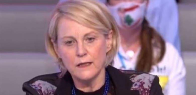 السفيرة اللبنانية في الأردن تريسي شمعون تعلن استقالتها من منصبها