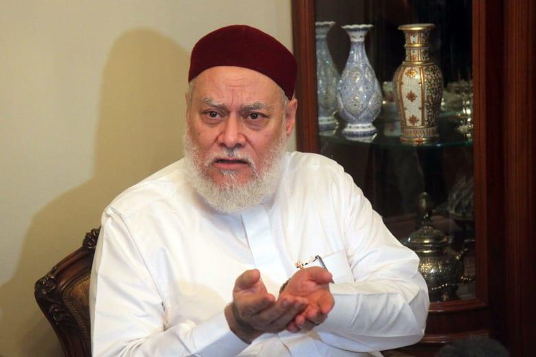 صورة أرشيفية لمفتي مصر السابق علي جمعة