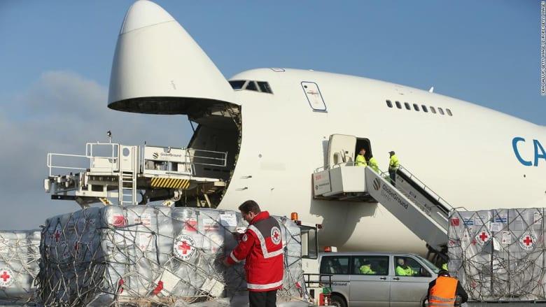 مهمة القرن.. 8 آلاف طائرة شحن مطلوبة لنقل لقاحات كورونا حول العالم