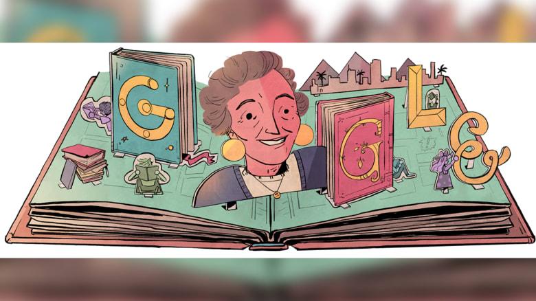 """غوغل يحتفي بـ""""ماما لبنى"""".. من هي نتيلة راشد؟"""