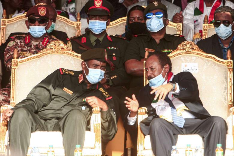 """مجلس السيادة: ترامب وقع على إزالة السودان من """"الدول الراعية للإرهاب"""""""