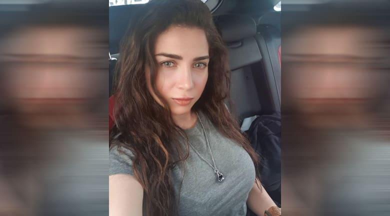 صورة ارشيفية للممثلة مي عزالدين