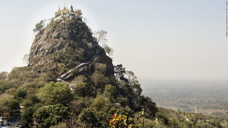 """يحمل اسم بركان """"مقدس"""".. اكتشاف نوع جديد من القرود المهددة بالانقراض في أدغال ميانمار"""