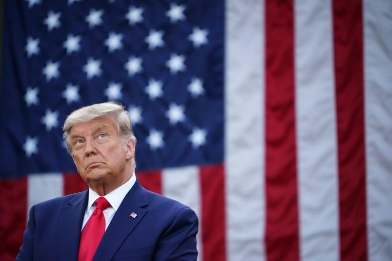 """ترامب: """"الوقت سيحدد"""" من سيكون بالبيت الأبيض في يناير.. هل اقترب من الاعتراف بخسارته؟"""