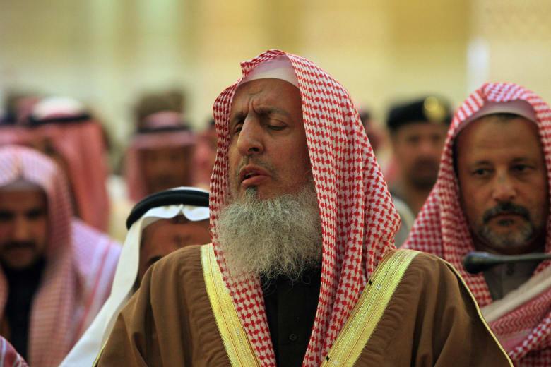 مفتي السعودية ورئيس هيئة كبار العلماء عبدالعزيز آل الشيخ
