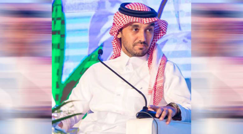 الأمير عبدالعزيز بن تركي الفيصل، وزير الرياضة في المملكة العربية السعودية