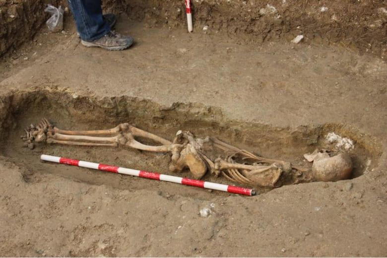 بإسبانيا.. اكتشاف 400 قبر في مقبرة إسلامية قديمة