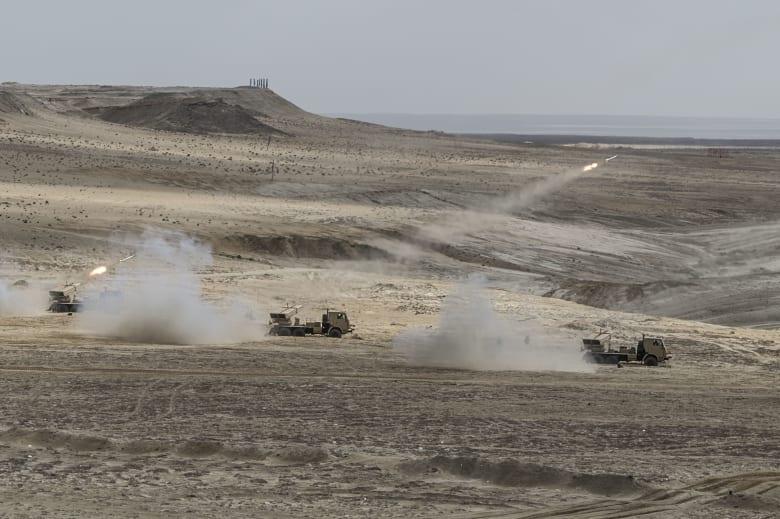 """""""سيف العرب"""".. تدريب عسكري مشترك لـ6 دول عربية في مصر"""